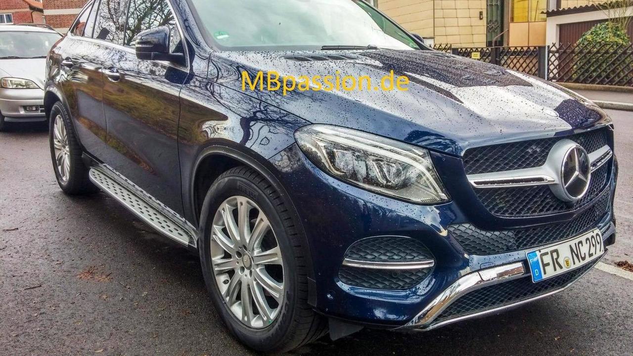Mercedes-Benz GLE Coupe / Mercedes-Benz Passion Blog