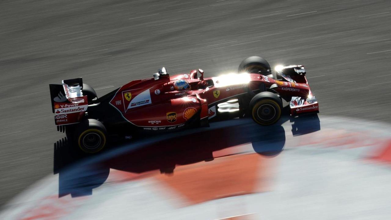 Fernando Alonso (ESP) / XPB