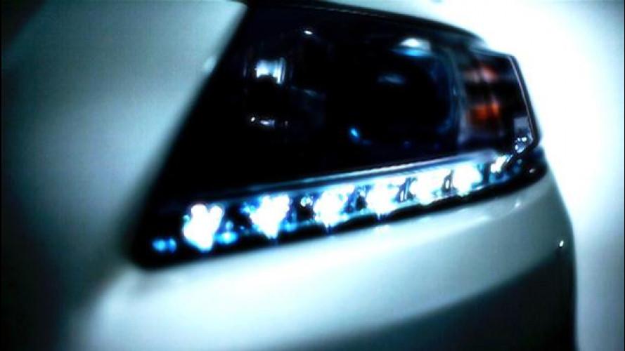 Honda CR-Z: lievi modifiche per il Salone di Parigi