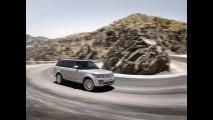La nuova Range Rover pesa 400 chili in meno