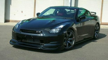 Nissan GT-R with Arios Carbon-Fibre Body Kit