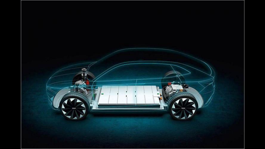 Skoda baut ab 2020 Elektroautos