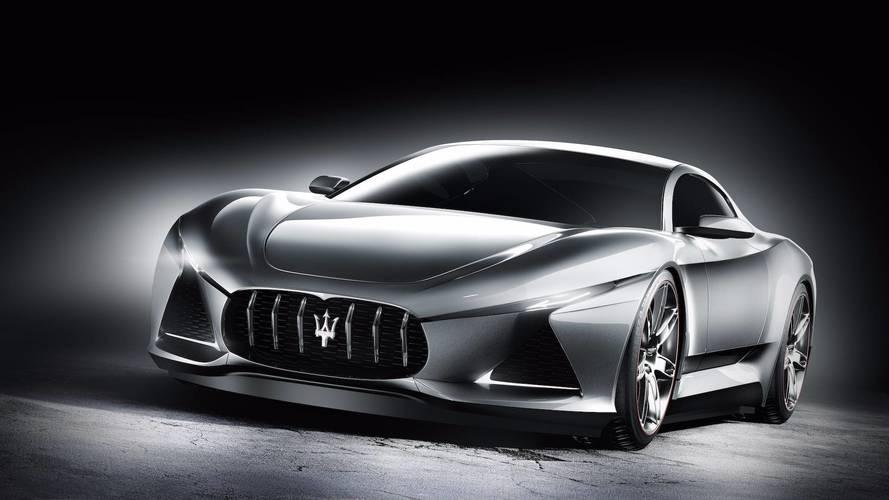 Image Result For The Maserati Granturismo Concept