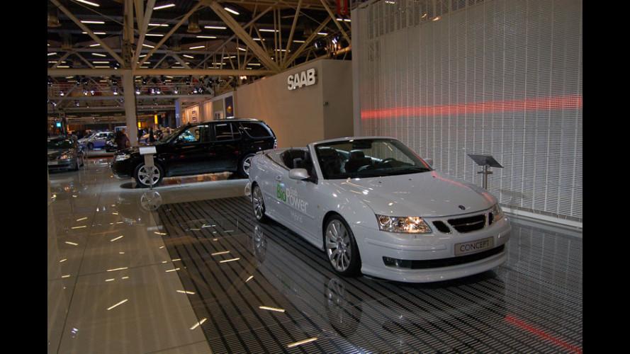 Saab al Motor Show 2006