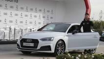 Marco Asensio (#20) - Audi S5 Coupé