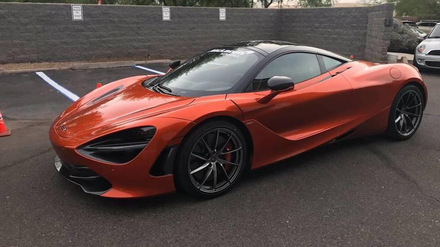 McLaren 720S For Sale Bitcoin