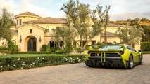 Ferrari 488 GTB por Misha Designs