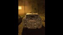 Jaguar F-Pace, prime foto a Roma