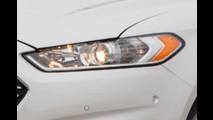 Ford Fusion Hydrid a guida automatica