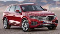 Nuova Volkswagen Touareg, il lusso che non impegna