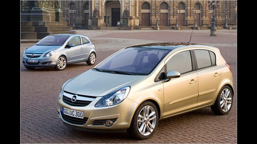 Opel Corsa: Solider Kleinwagen mit gewachsenen Maßen