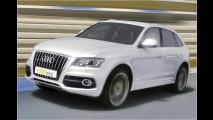 Audi Q5 scharf gemacht