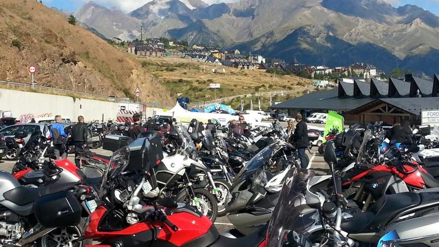 BMW Motorrad Days Formigal 2017