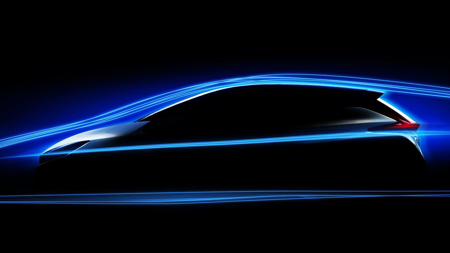 Nissan Leaf range-enhancing aero previewed in new pic