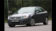 Mehr PS für Cadillac BLS