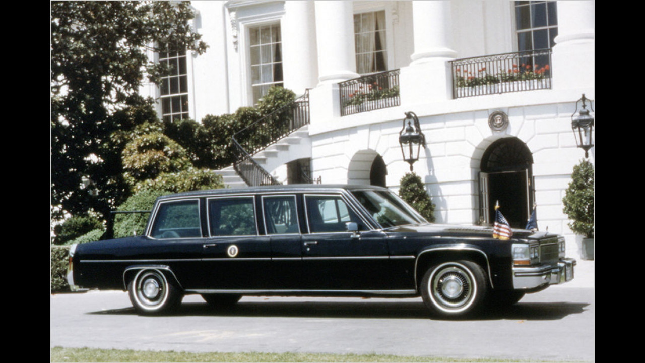Cadillac Presidential Car (1983)