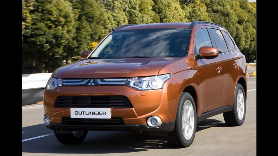 Erster aufladbarer Hybrid mit Allradantrieb startet 2013