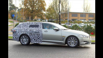 Erwischt: Jaguar XF Sportbrake