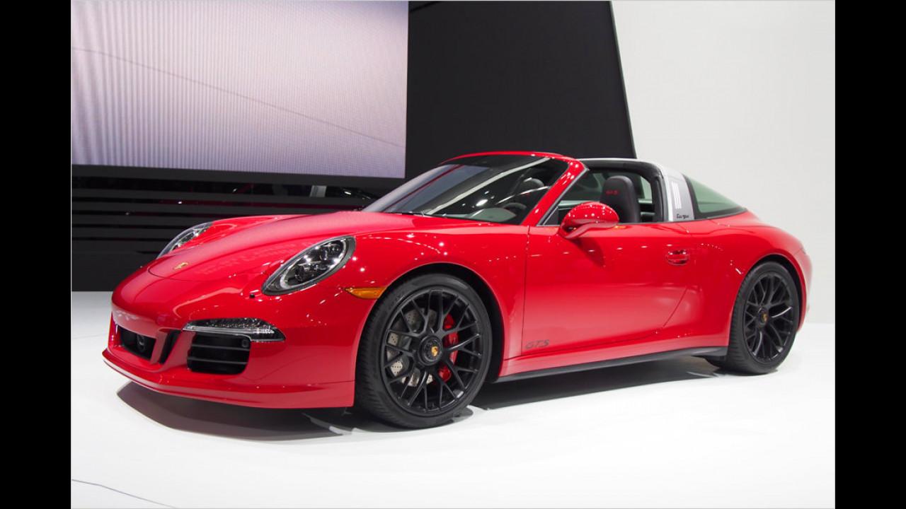 Porsche 911 Targa GTS