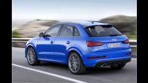 Voll auf die Fünf: Audi RS Q3 performance