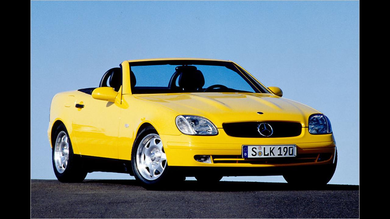 20 Jahre Mercedes SLK