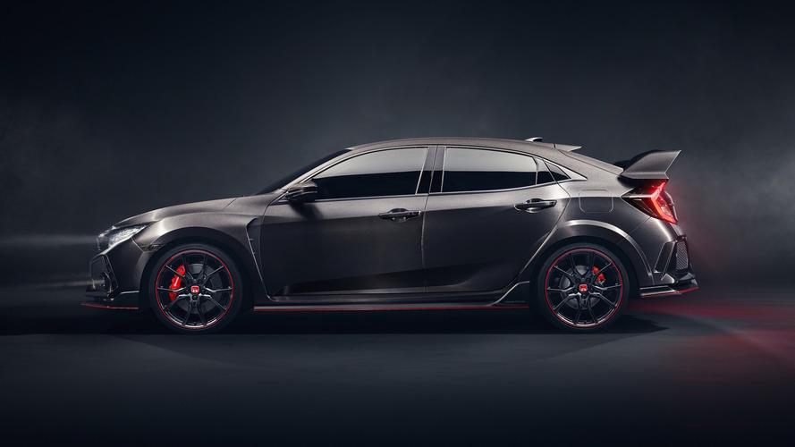 Honda confirma Civic Type R com câmbio CVT