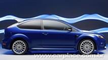 Divulgadas as primeiras imagens oficiais da versão final do Novo Ford Focus RS