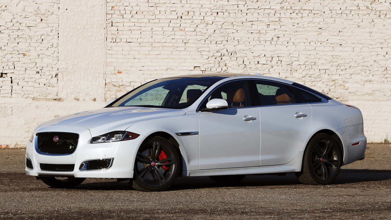 Review 2016 Jaguar Xjr