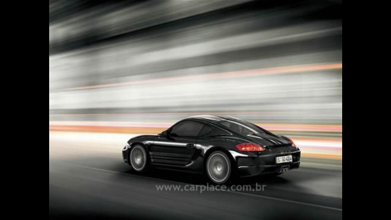 Porsche Cayman S em versão
