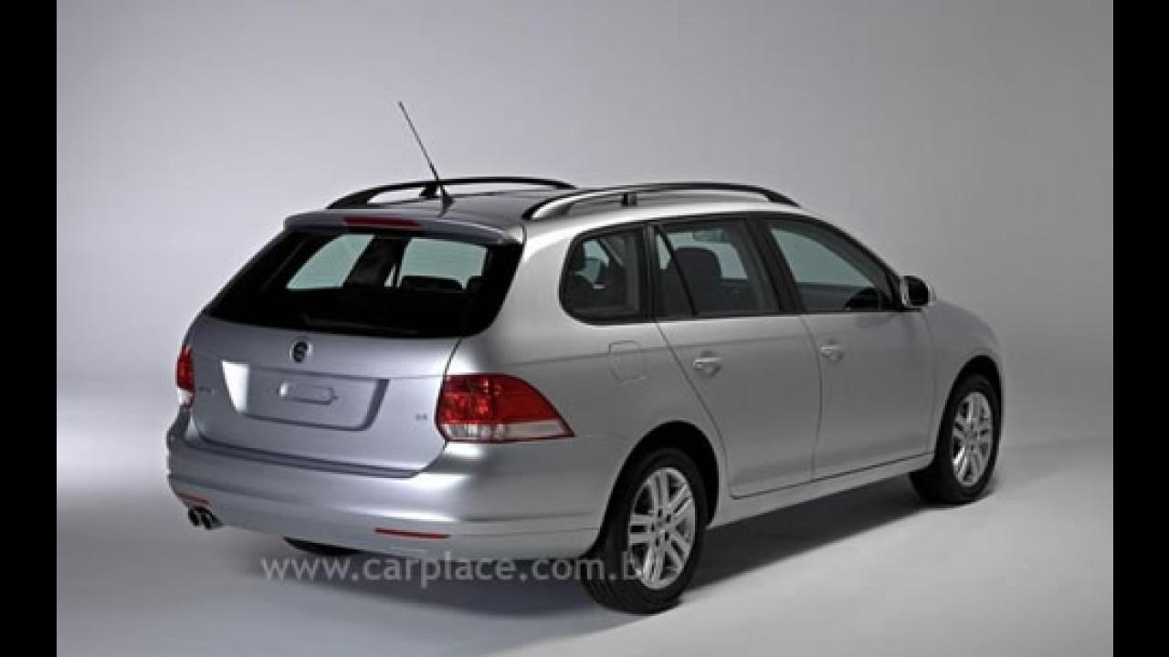 Volkswagen confirma perua Jetta Variant para março de 2008