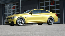 G-Power revisits BMW M4 Coupe to squeeze 560 PS [video]