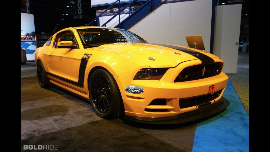 Ford Racing Mustang Boss 302SX Concept