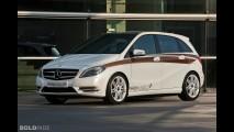 Mercedes-Benz B-Class E-CELL PLUS Concept