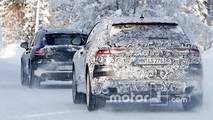 Audi SQ8 Spy Photo