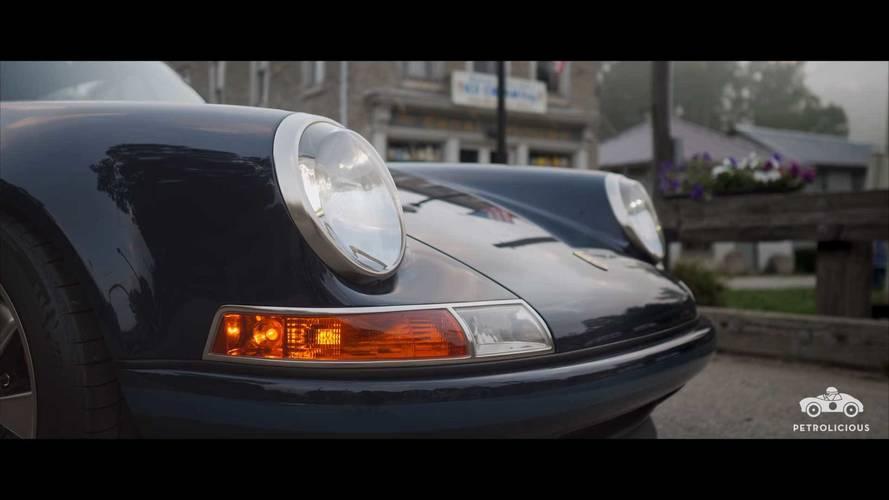 Singer Porsche 911 restorasyonu