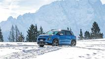 Citroen C3 Aircross, la nostra prova sulla neve