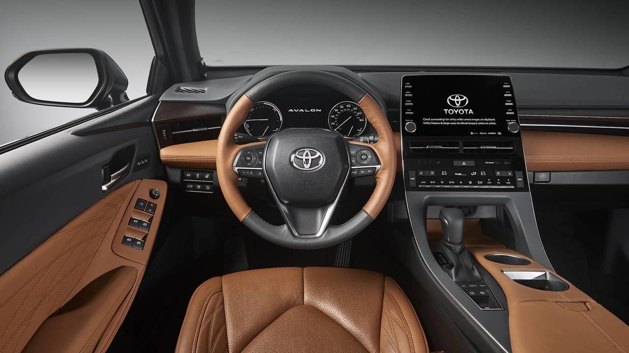 2019 toyota avalon hybrid limited photo. Black Bedroom Furniture Sets. Home Design Ideas