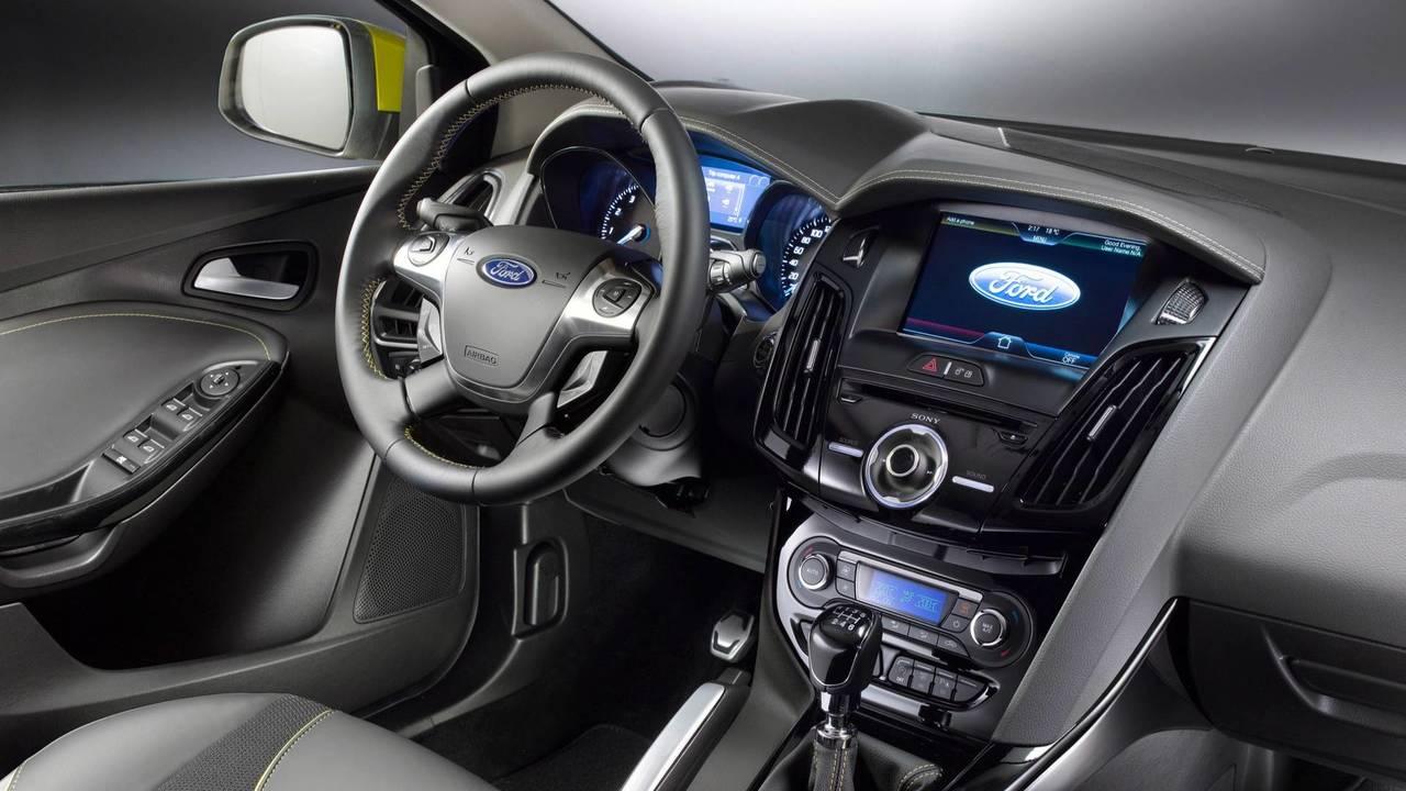 2010-2014 Ford Focus Hatchback