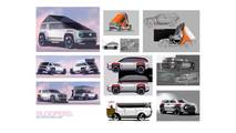 Honda HRV Render