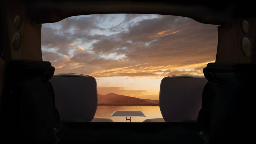 'Best seat in the house' in new Rolls-Royce Cullinan