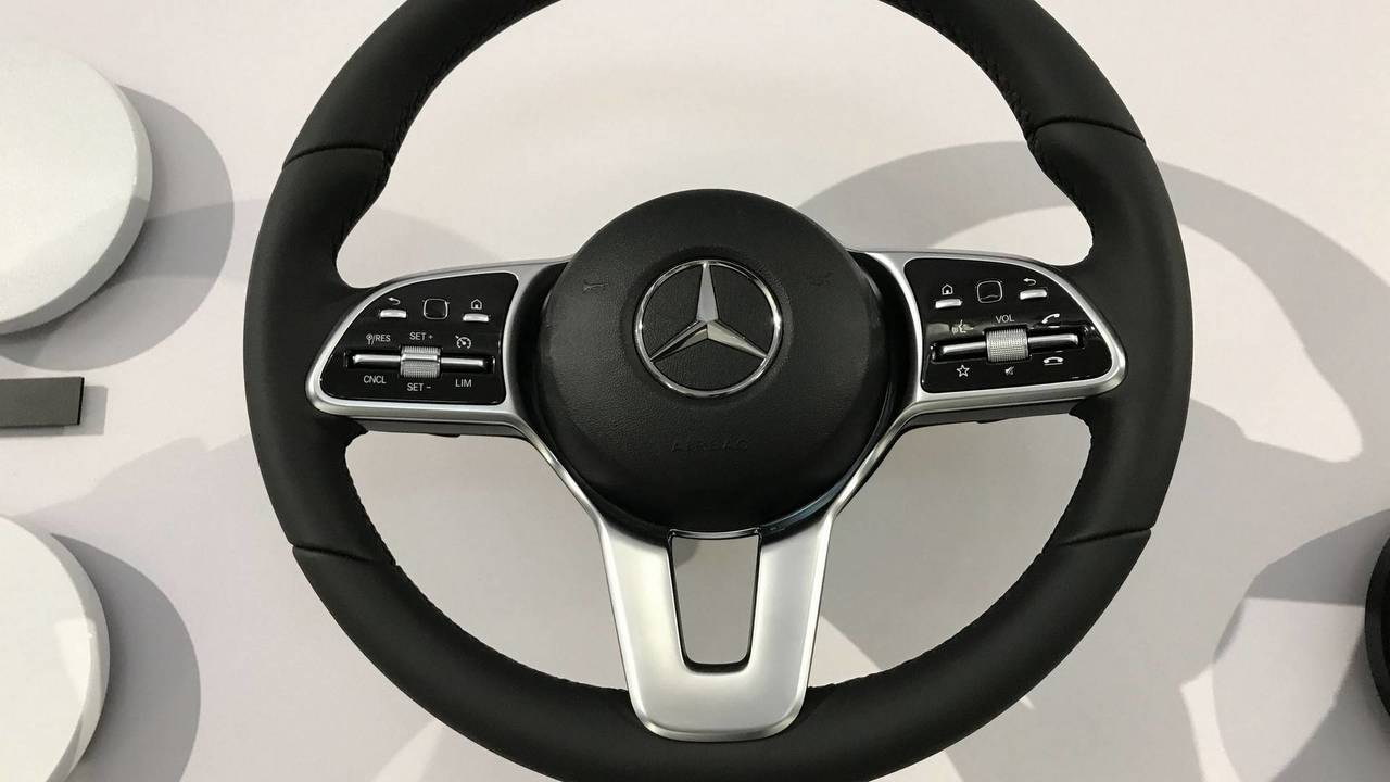 2018 mercedes benz steering wheels photo for Mercedes benz steering wheel for sale