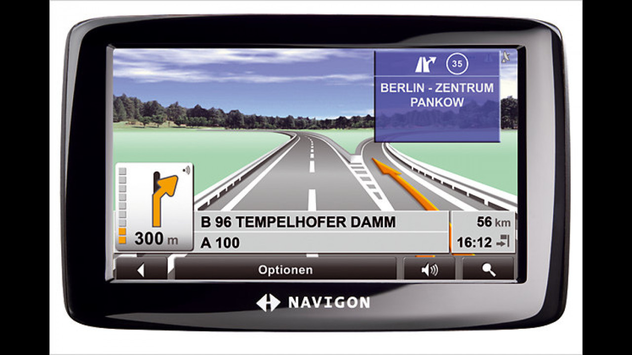 Navigon 2100 max/2110 max