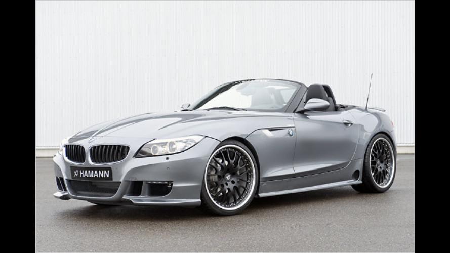 BMW Z4 von Hamann: Heiß gemacht für warme Tage