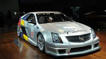 Cadillac CTS-V Racing Coupe - 2011 NAIAS