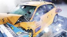Volvo C30 Electric crash test 11.01.2011