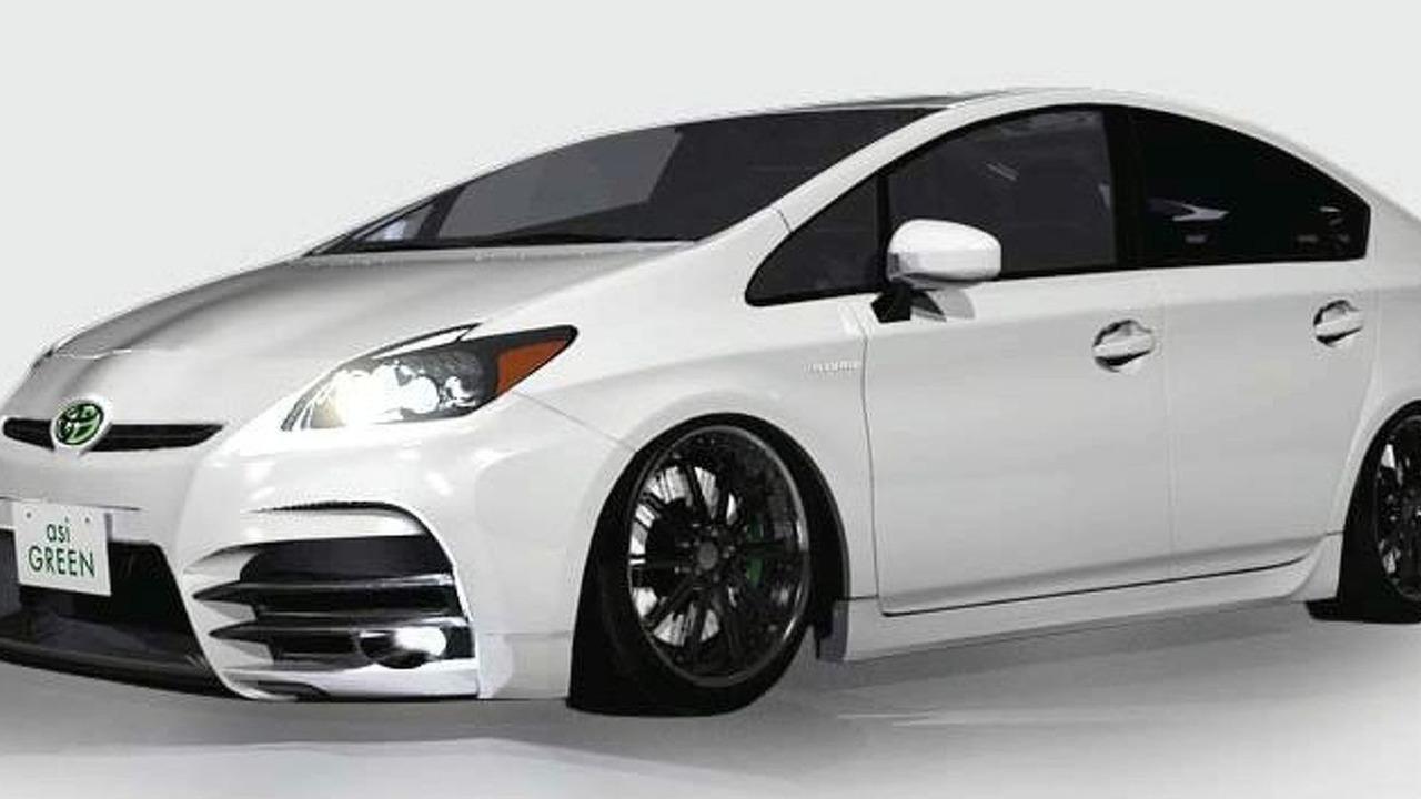 2010 Toyota Prius Enhanced by ASI GREEN