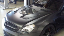 BRABUS Vanish based on Mercedes SL65 AMG Black Series - 640 - 13.04.2010