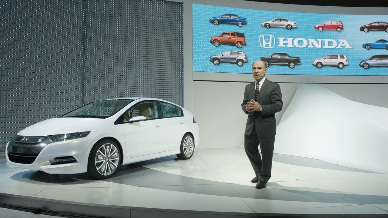 Honda Insight Ecological Drive Assist System