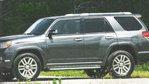 2010 Toyota 4Runner leaked photos - 900