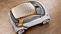 Smart forvision EV Concept 01.09.2011